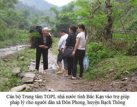 Trợ giúp pháp lý - nhân tố tích cực trong công tác giảm nghèo bền vững tại Việt Nam